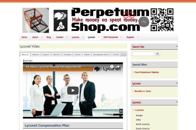 Perpetuum Shop