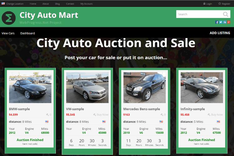 City Auto Mart