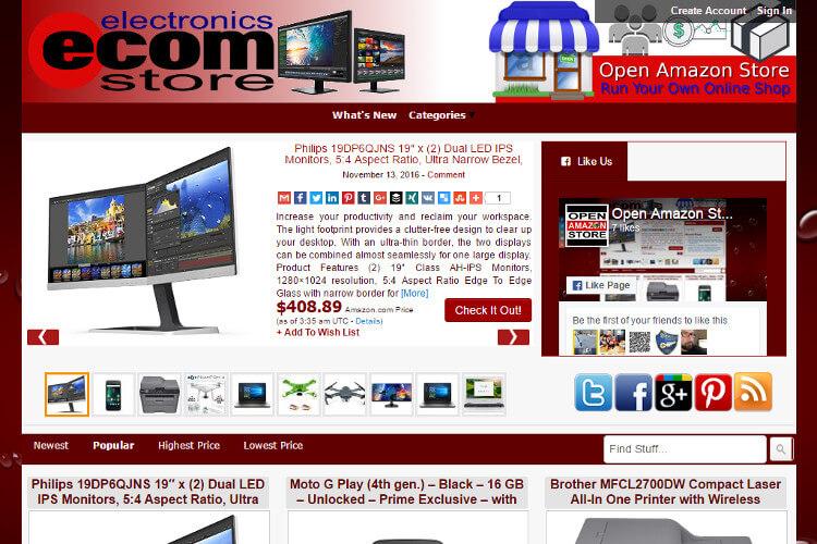 E-Com Store